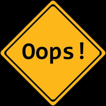 Water Billing Software Error
